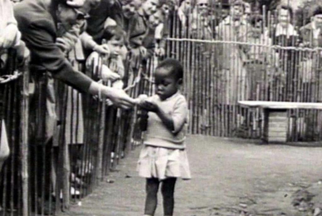 wioska kongijska 1958 Bruksela
